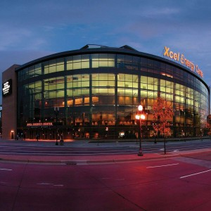 Xcel Energy Center (The X)