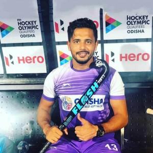 Harmanpreet Singh