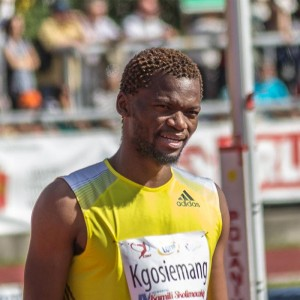 Kabelo Kgosiemang