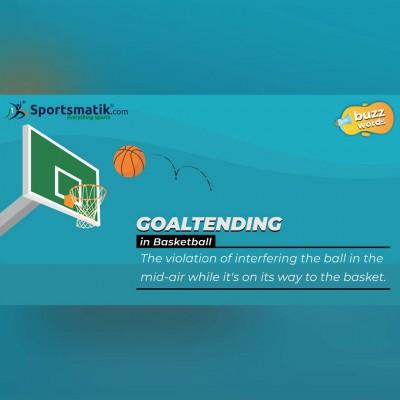 goaltending basketball