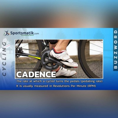 cedence in cycling