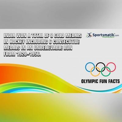 olympic fun fact