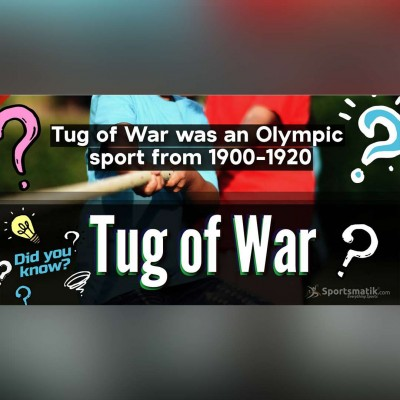 tug of war facts