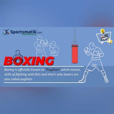 boxing fun facts