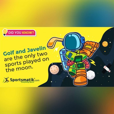 sports played on moon