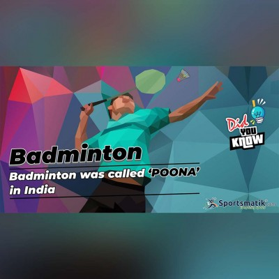 badminton fun facts