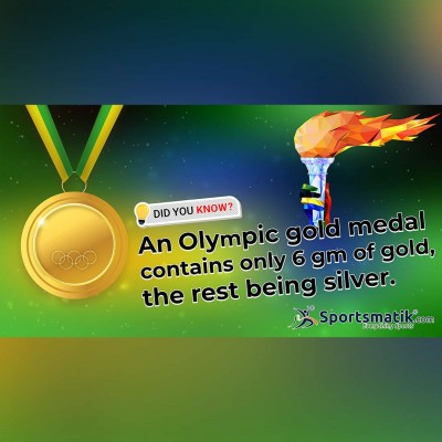 olympic facts and trivia