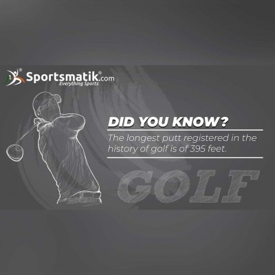 interesting facts about golf