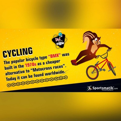 cycling facts