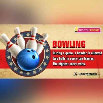 bowling fun facts
