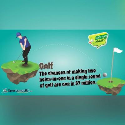 golf fun fact