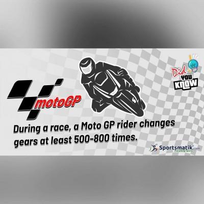 motogp fun fact