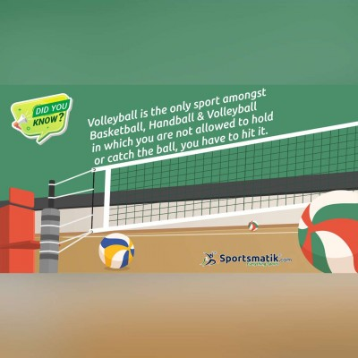 volleyball facts