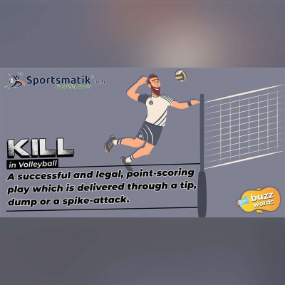 volleyball terminology