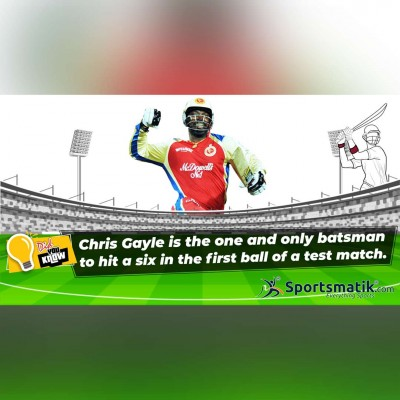 chris gayle facts