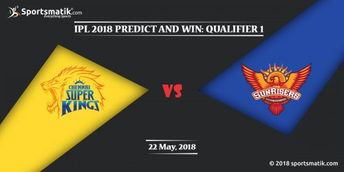 IPL 2018 Predict and Win: Qualifier 1