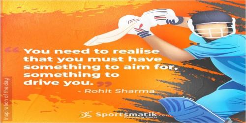 Rohit Sharma