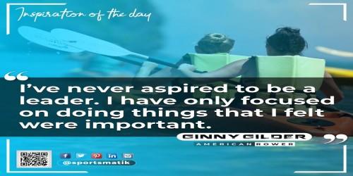 Ginny Gilder