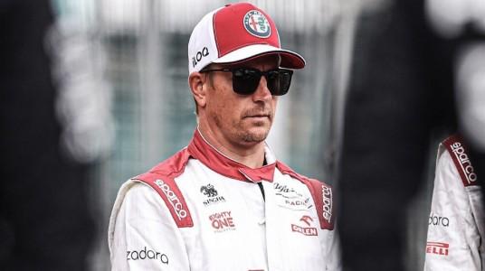 Formula One: 'Iceman'...
