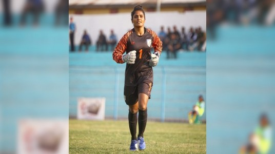 Aditi Chauhan signs with Hamar...