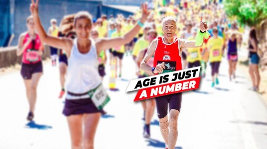 Because Age is just a Number!