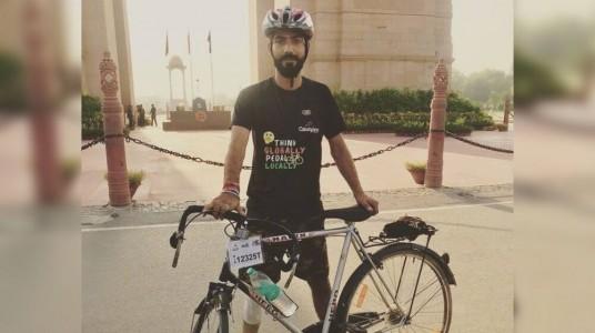 Akshay Singh Rajput: A keen Bi...