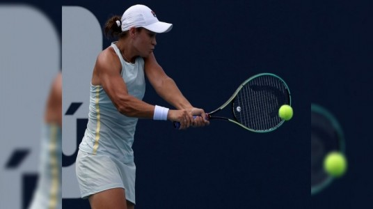 WTA rankings: Ashleigh Barty r...