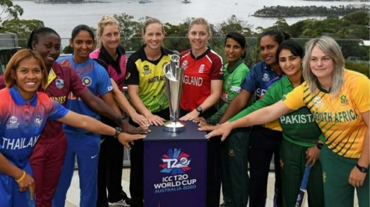ICC Women's T20 World Cup...