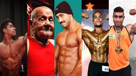 Bodybuilders Dominating Disabi...