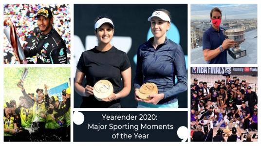 Yearender 2020: Major Sporting...