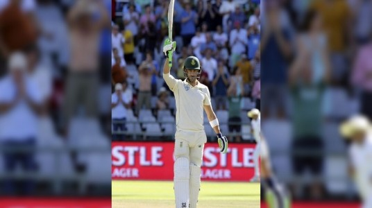 Former South African Captain F...