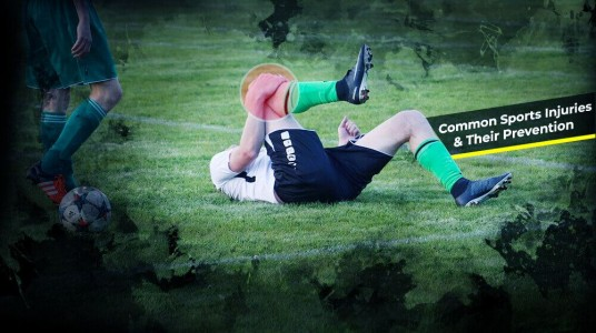 The Most Common Injuries in Sports and Their Prevention