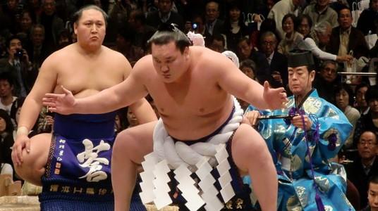 Hakuhō Shō: The GOAT in Sumo...