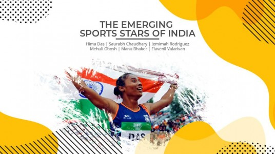 The Emerging Sports Stars of I...