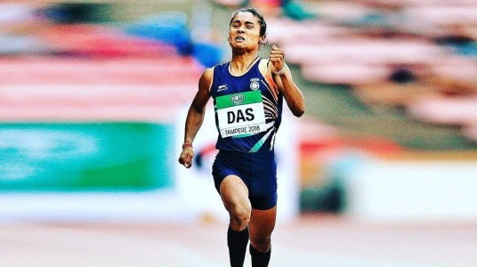 Hima Das: The Dhing Express an...