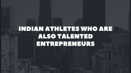 Indian Athletes who are also T...