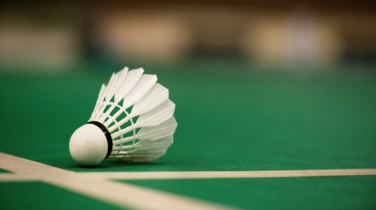 Indian domestic badminton tour...