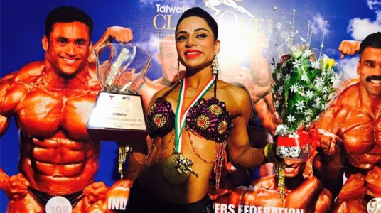 Shweta Rathore: India's firs...
