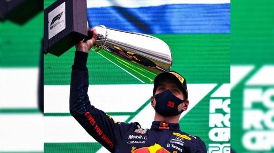 Belgian Grand Prix: Max Versta...