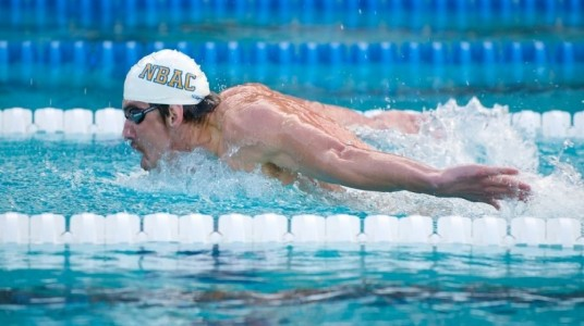 Michael Phelps set a world rec...