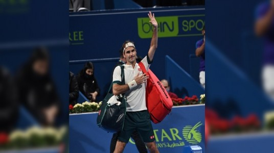 Roger Federer is set to play o...