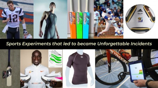Sports Experiments that led to became Unforgettable Incidents