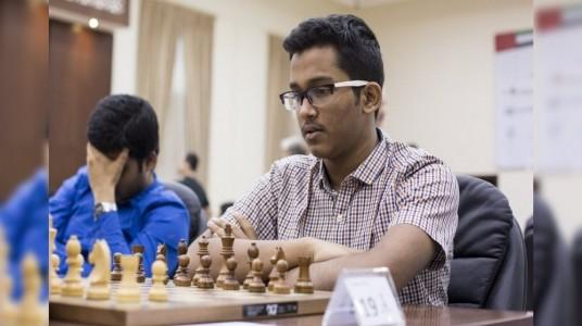 Tamilnadu's teen Arjun Kalya...