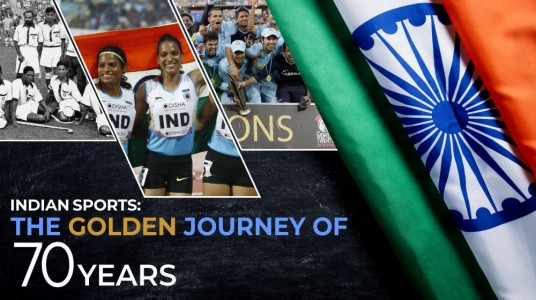 Indian Sports: The Golden Journey of 70 Years