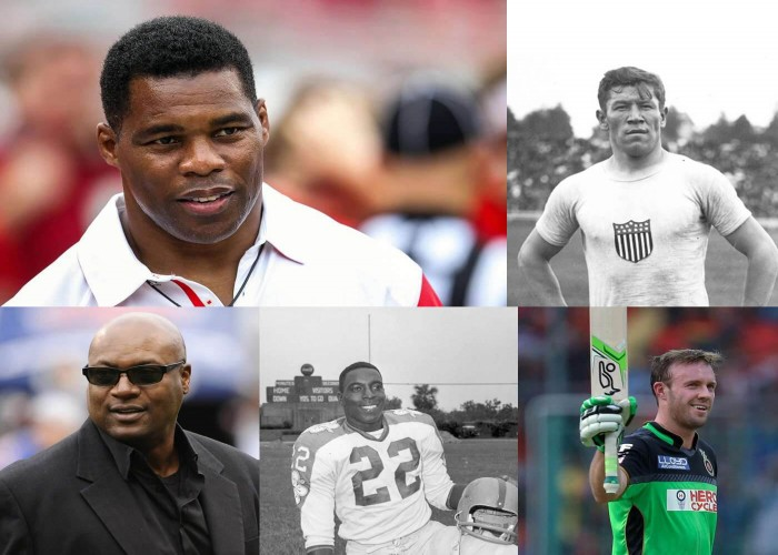 Top 5 athletes who proved their knack in multi-sports