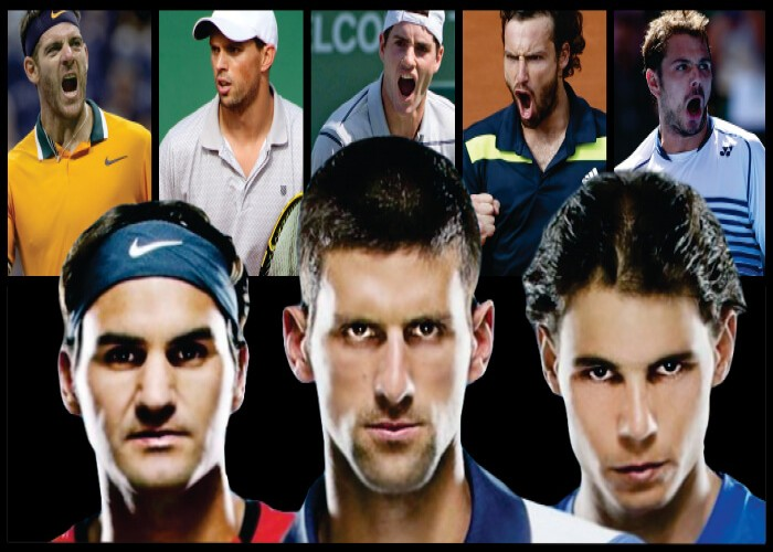 Top-Notch Tennis Tycoons with Their Most Effective Shots