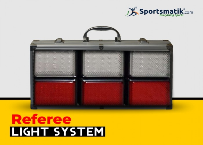 Referee Light System