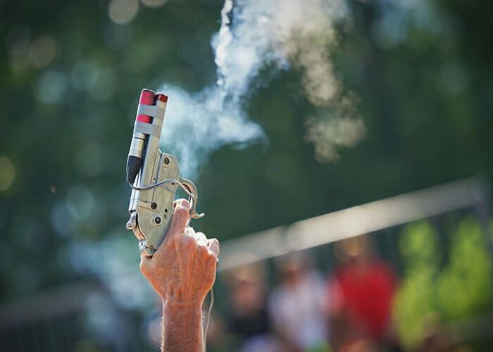 Starter Pistol