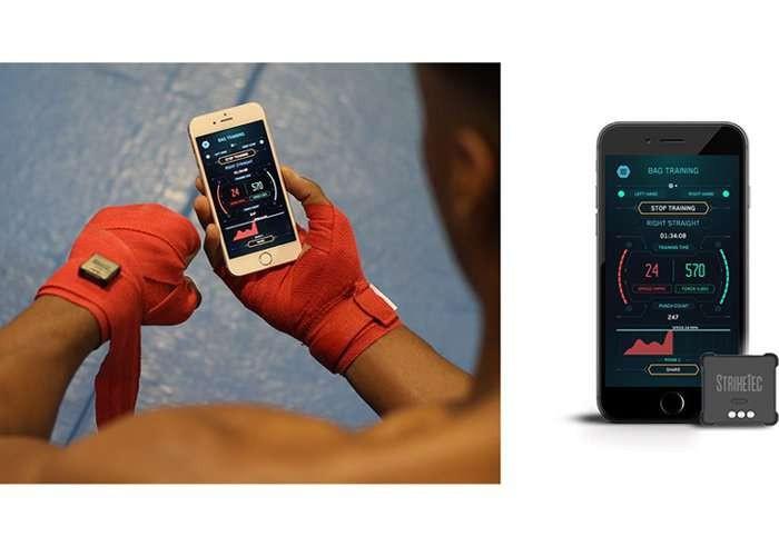 Wrist Based Sensor