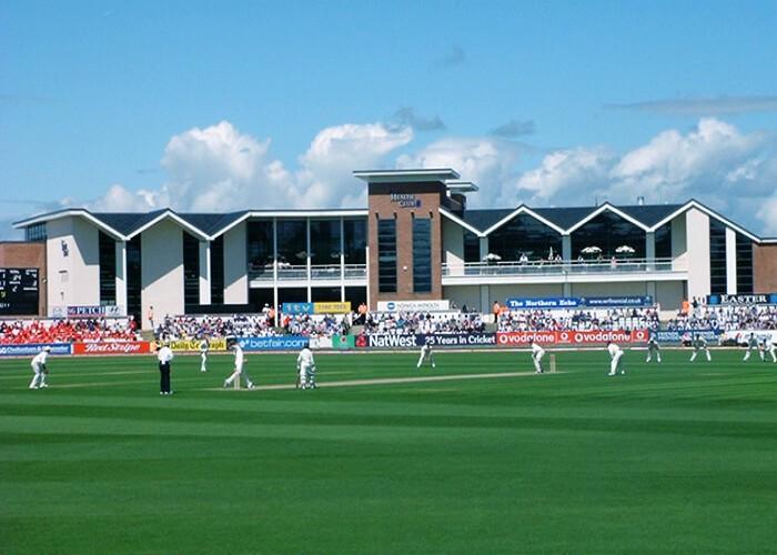 Riverside Ground